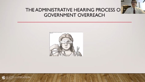 The Administrative Hearing Process Or Government Overreach Thumbnail