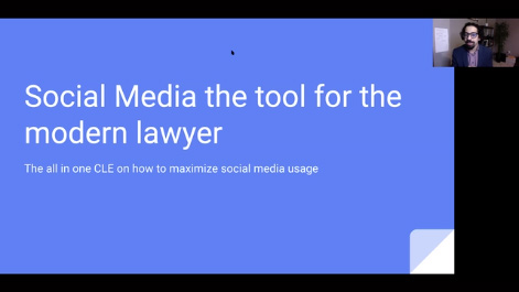 Social Media on Trial: A Modern Tool for a Modern Lawyer Thumbnail