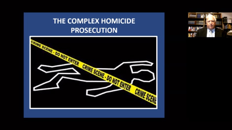 The Complex Homicide Prosecution: A Case Study of the Trial of Ted Bundy's Last Murder Thumbnail