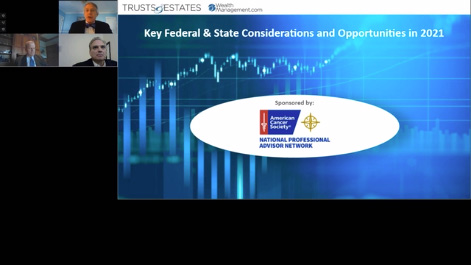 Key Federal & State Estate Planning Considerations and Opportunities Thumbnail