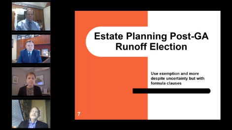 Anticipated Tax Changes Affecting Estate Planning for This Year and Future Years Thumbnail