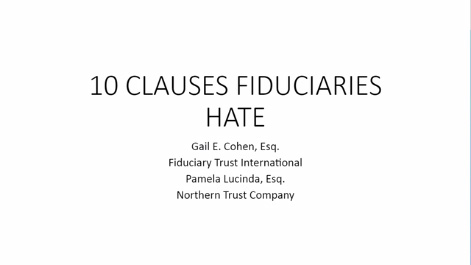 10 Clauses Fiduciaries Hate Thumbnail