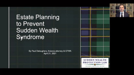 Estate Planning to Prevent Sudden Wealth Syndrome Thumbnail