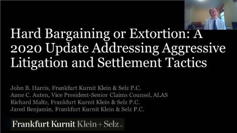 Third Annual Litigation Ethics Summit Thumbnail