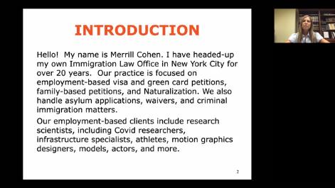Green Cards, Visas, & Naturalization During Covid-19 - Oh, My! Thumbnail