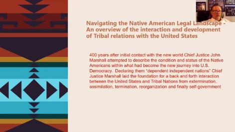 Navigating Native American Legal Issues Thumbnail